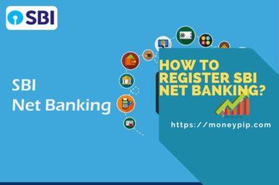 How to Register SBI Net Banking
