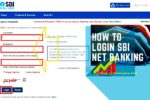 How to login SBI Net Banking