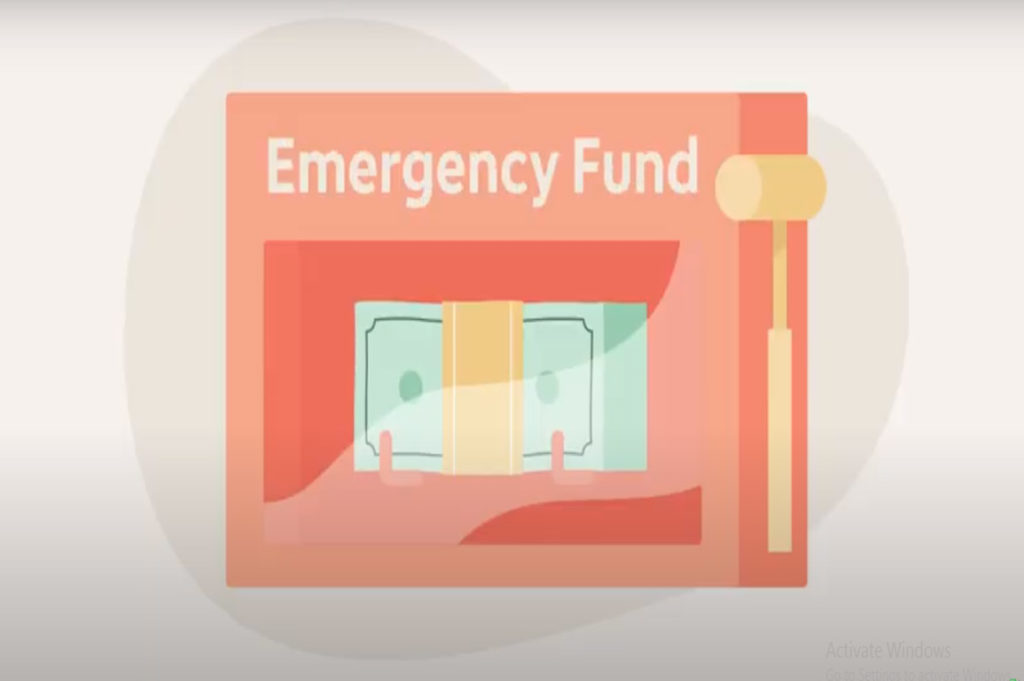emergency funds money savings