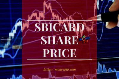 SBICARD SHARE PRICE