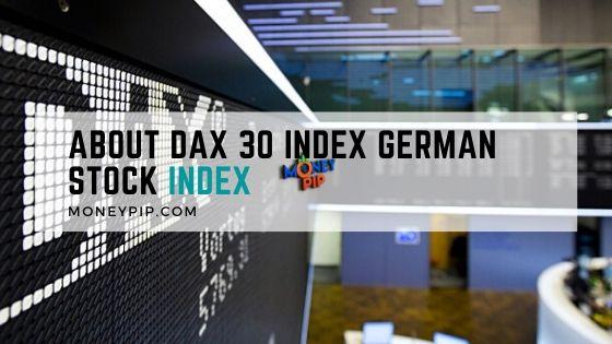DAX 30 INDEX CHART