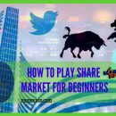 How to Play Share Market For Beginners