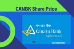 CANBK Share Price