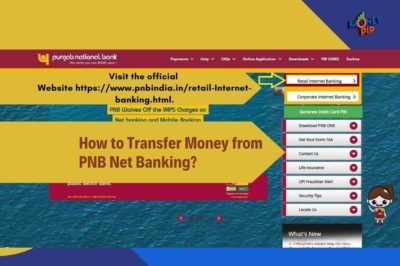 How to Transfer Money from PNB Net Banking?