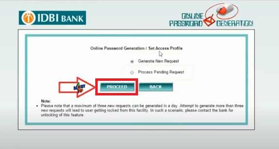 IDBI Internet Banking5