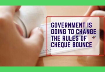 Cheque Bounce Rule