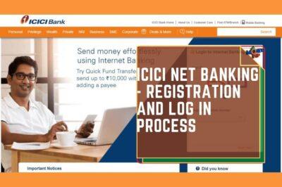 ICICI Net Banking
