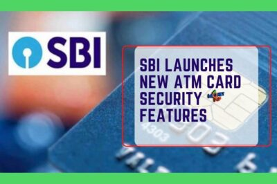 sbi atm card new security features