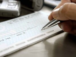 Can you deposit someone else's check in your account