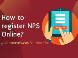 How to register NPS Online?