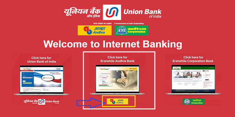 Andhra Bank Netbanking Register 2