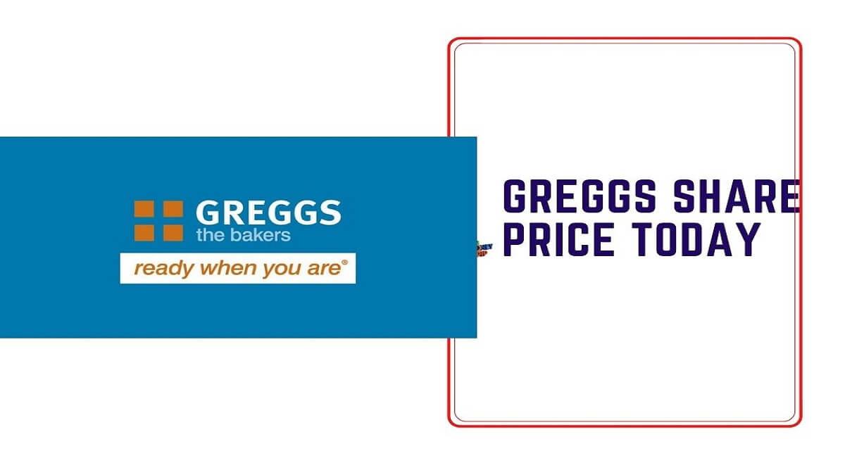 Greggs Share Price
