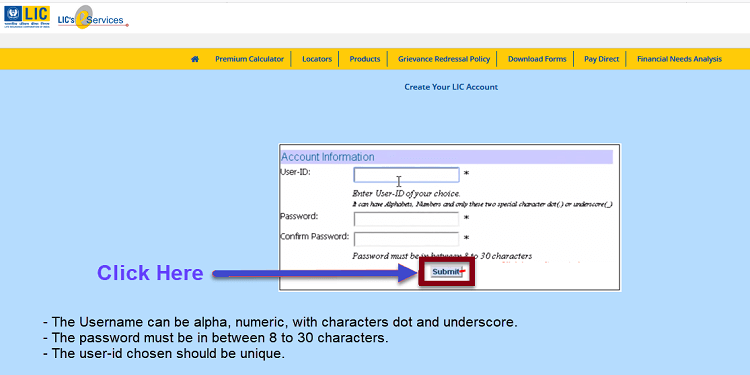 How to Check Lic Policy Status 4