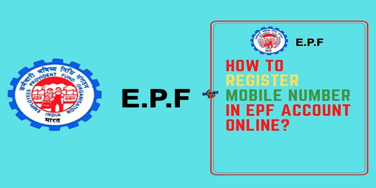 How to Register Mobile Number in EPF Account Online