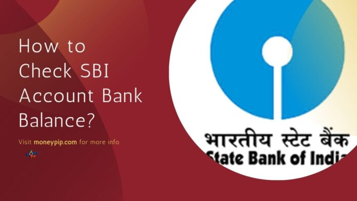 SBI Bank Balance Enquiry