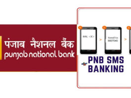 PNB SMS Banking