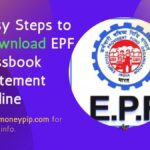 Download EPF passbook statement online