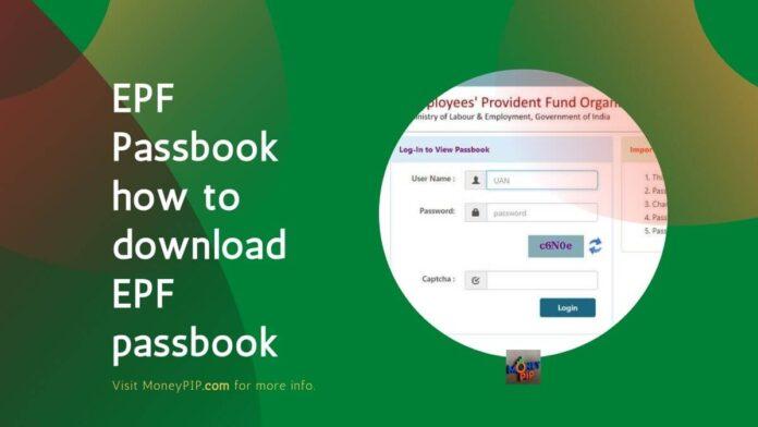 EPF Passbook_ how to download EPF passbook