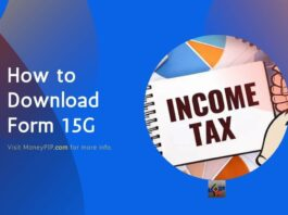 How to download form 15G