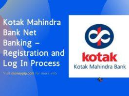 Kotak Net Banking register & login