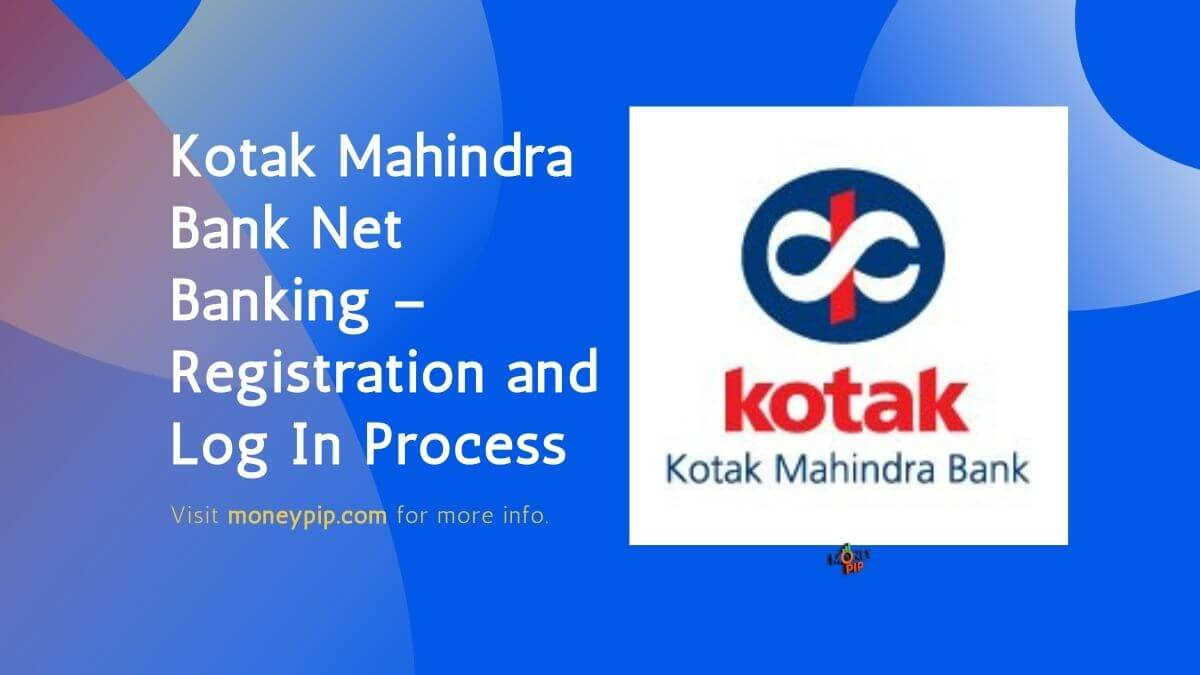 Kotak Net Banking register & login