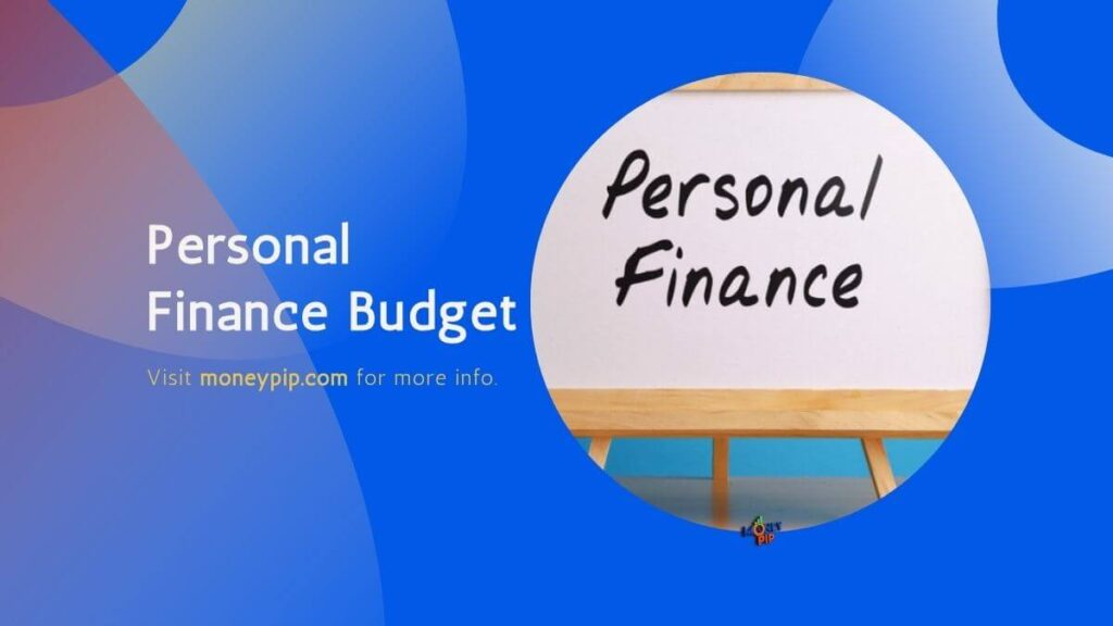 Personal Finance Budget