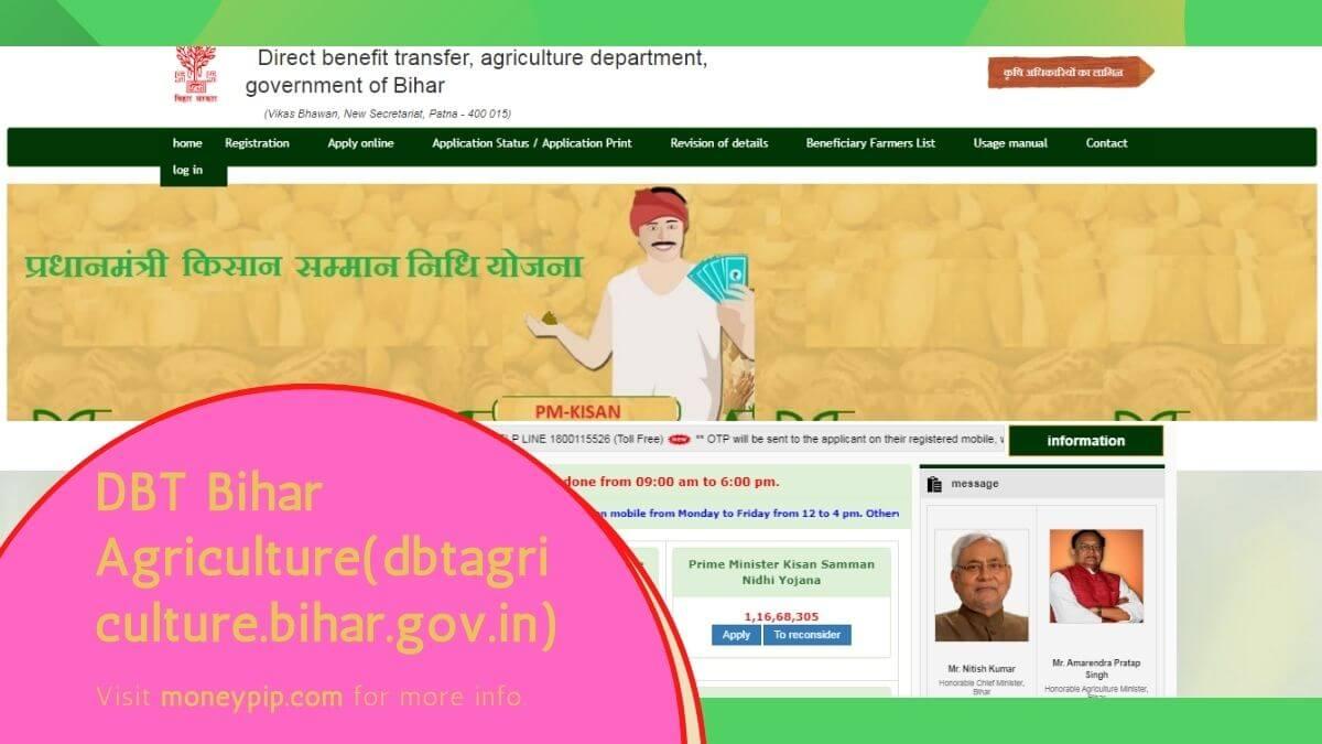DBT Bihar