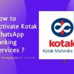 Kotak WhatsApp Banking Services