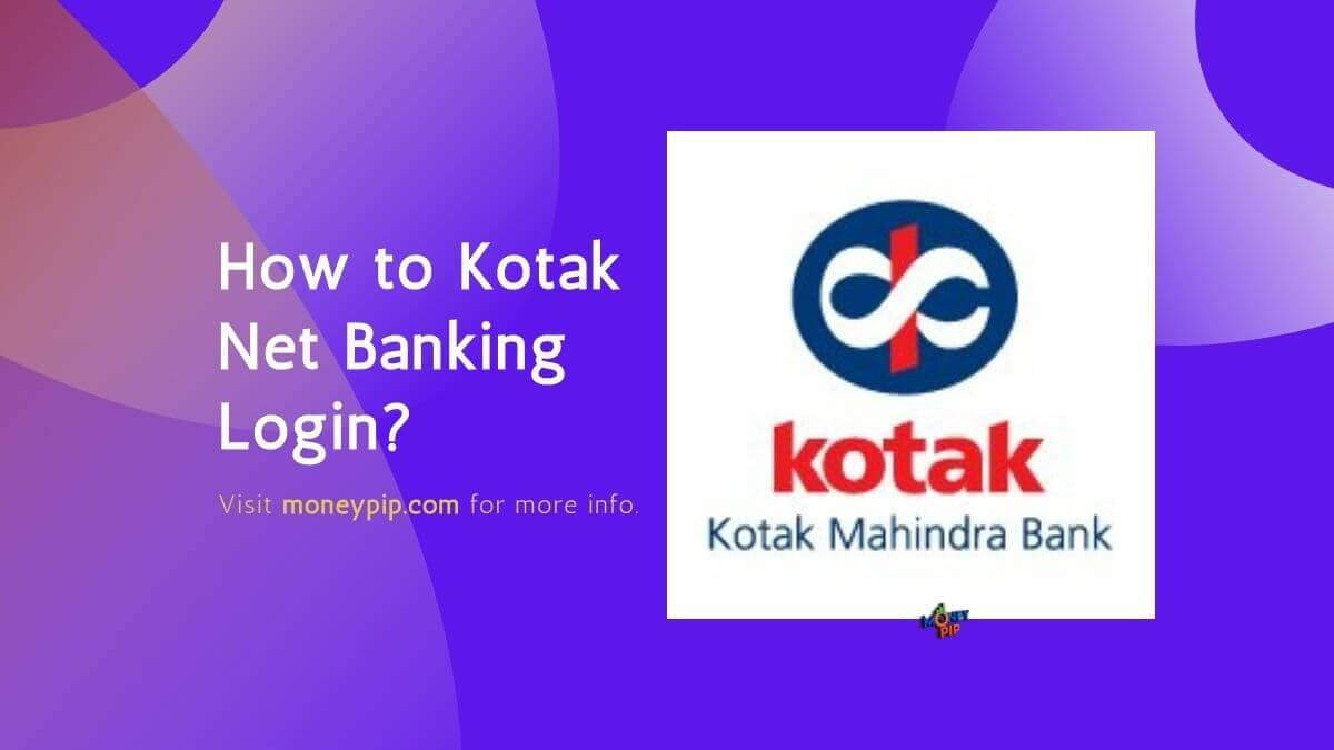kotak net banking login
