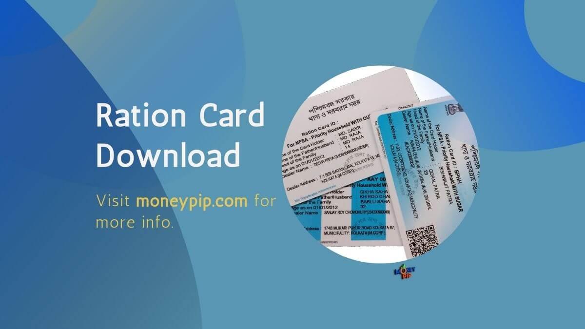 Ration Card Download