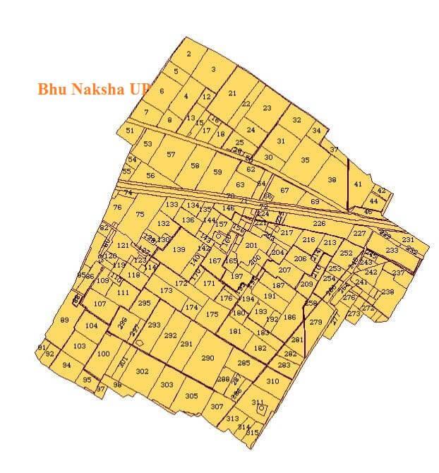 Bhu Naksha up 2