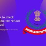Income Tax Refund Status 1