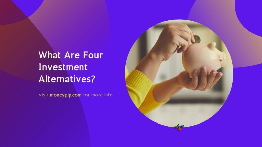 What Are Four Investment Alternatives?
