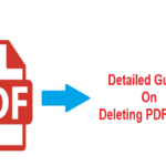 Delete PDF Pages With GogoPDF