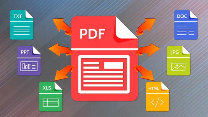 PDF Converter Double Productivity