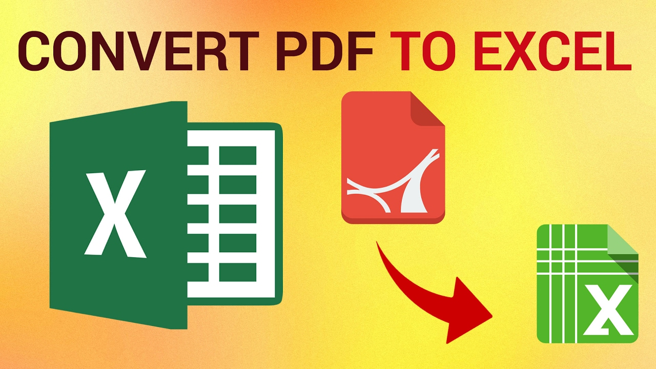 Excel To PDF For Beginners