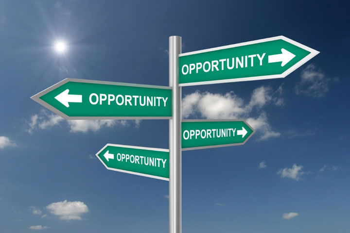 Small business opportunities consider