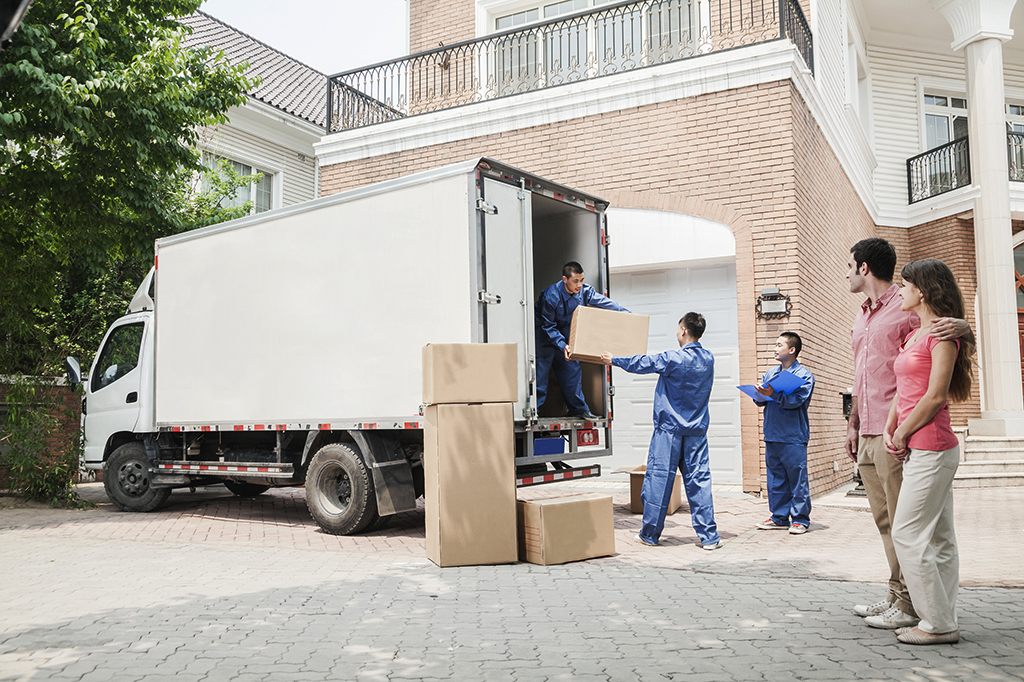 House Moves For Busy Professionals