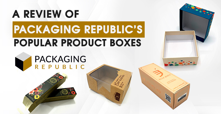 Republic's Popular Product Boxes
