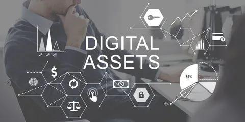 INX digital assets acquired through hub