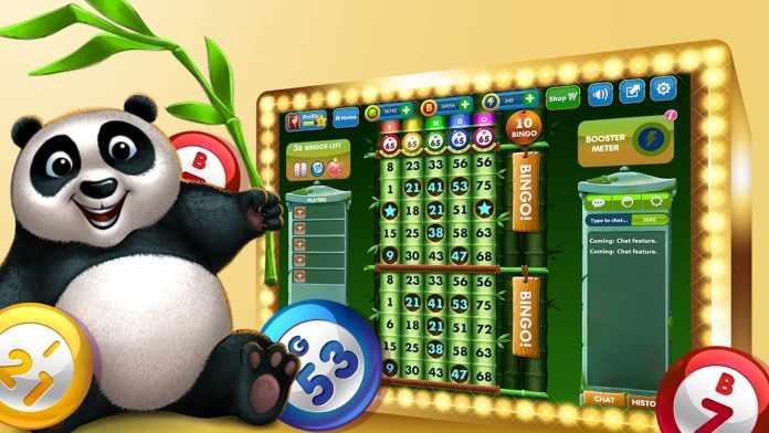 Bingo games variants